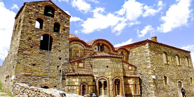 Mystras Attractions & Places to Visit