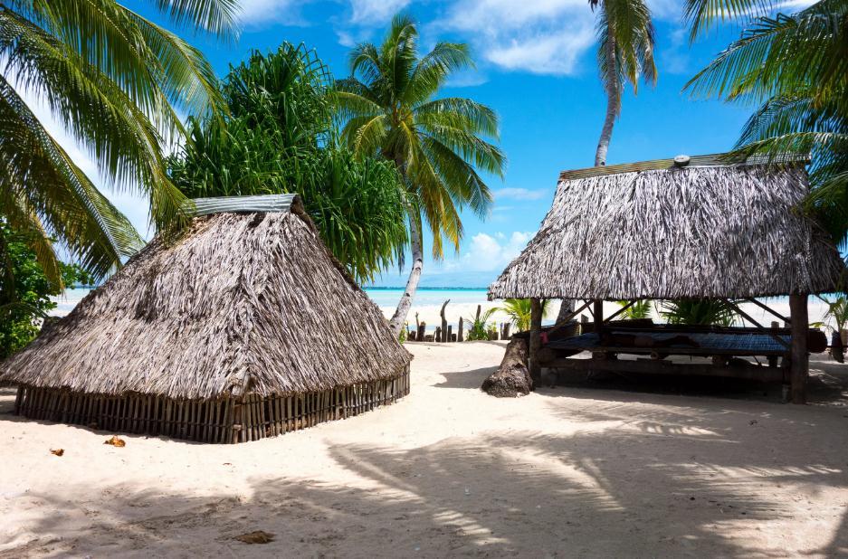 Kiribati map OCEANIA - Country map of Kiribati