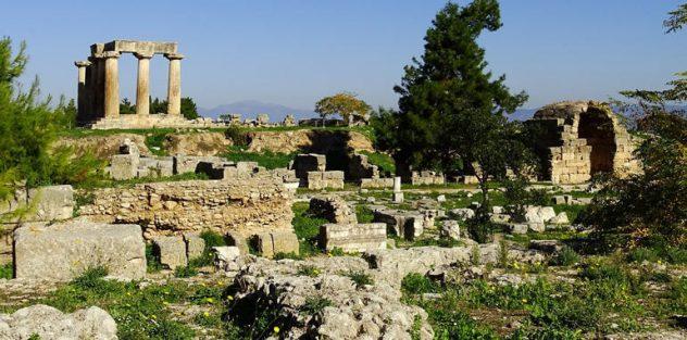 Corinth Maps