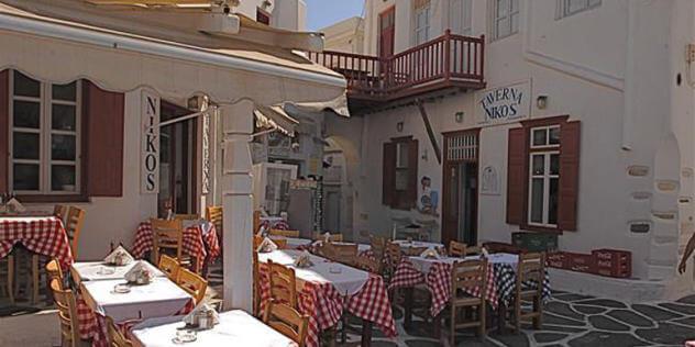 Niko's Taverna