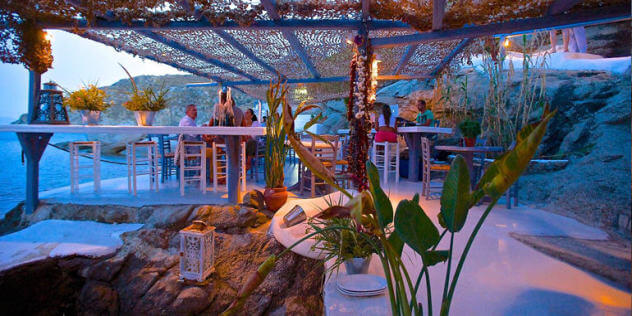 Best Mykonos Restaurants