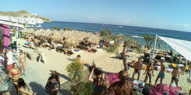 Mykonos Webcams