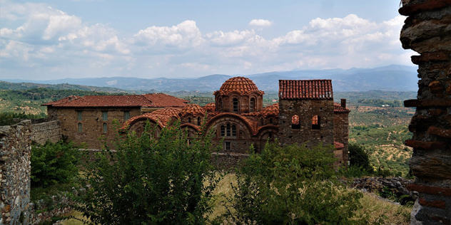 Mystras Info & Travel Guide