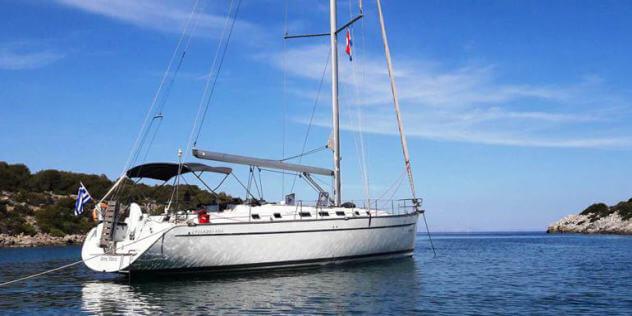 greece 2018 sailing yachts charter islands | Greek Sun Yachts