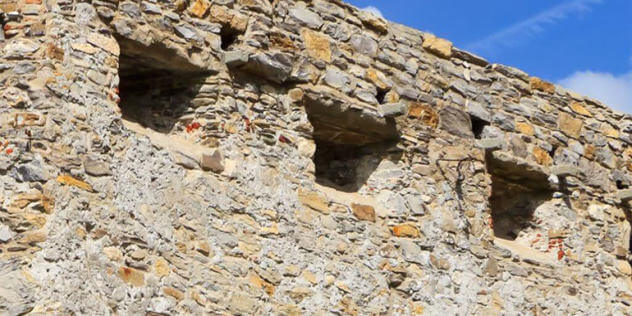Ruins of Gyzi Castle: Historical Mykonos Attraction