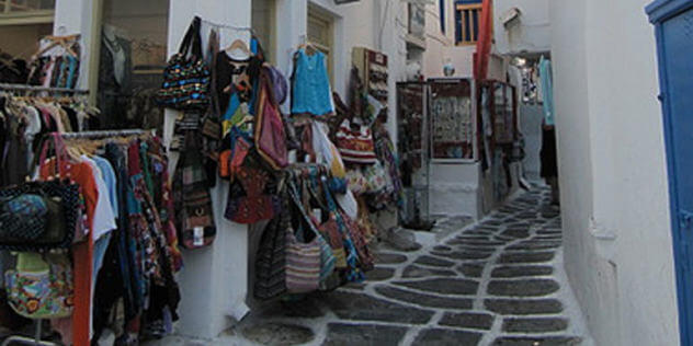 The Alleys of Mykonos Town: Cultural Attraction