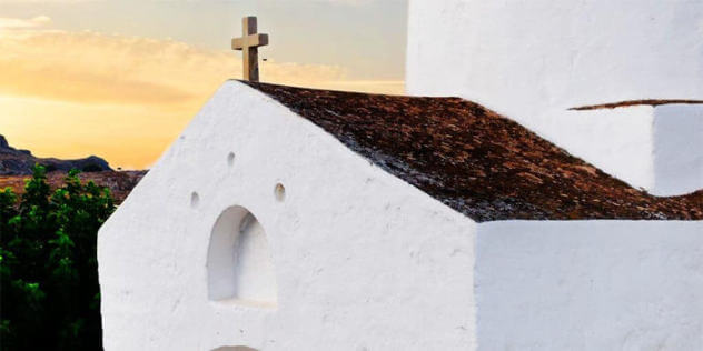 Monastery of Panayia Tourliani: Historical Mykonos Attraction