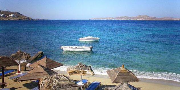 Agios Lazaros Beach - A Mykonos Adventure