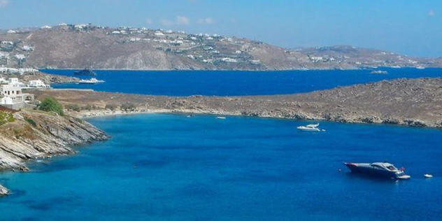 Glyfadi Beach - A Mykonos Adventure