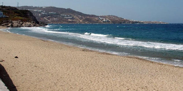 Korfos Beach - A Mykonos Adventure