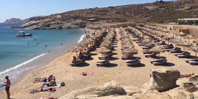 Lia Beach - A Mykonos Adventure