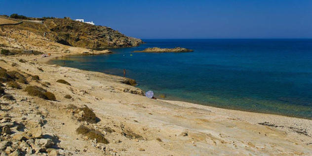 Mirsini Beach - A Mykonos Adventure