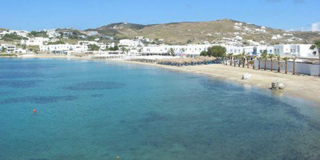 Ornos Beach - A Mykonos Adventure