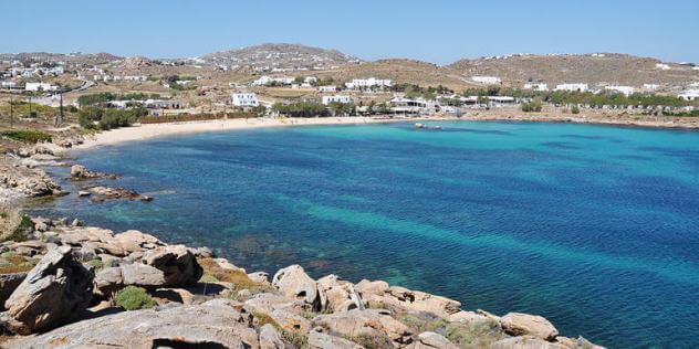 Paraga Beach - A Mykonos Adventure