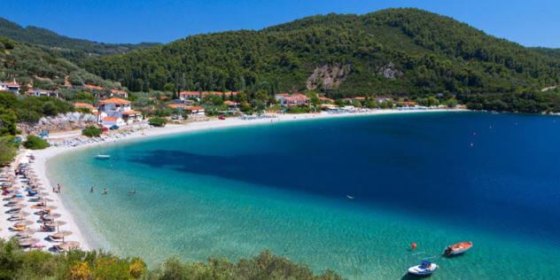 Skopelos Beach - A Mykonos Adventure