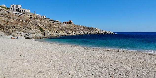 Tsagari Beach - A Mykonos Adventure
