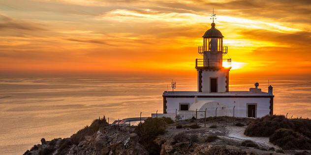 Santorini Sunsets